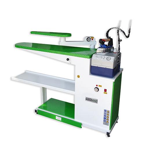 Narrow Type Vacuum Ironing Board Mini Boiler With