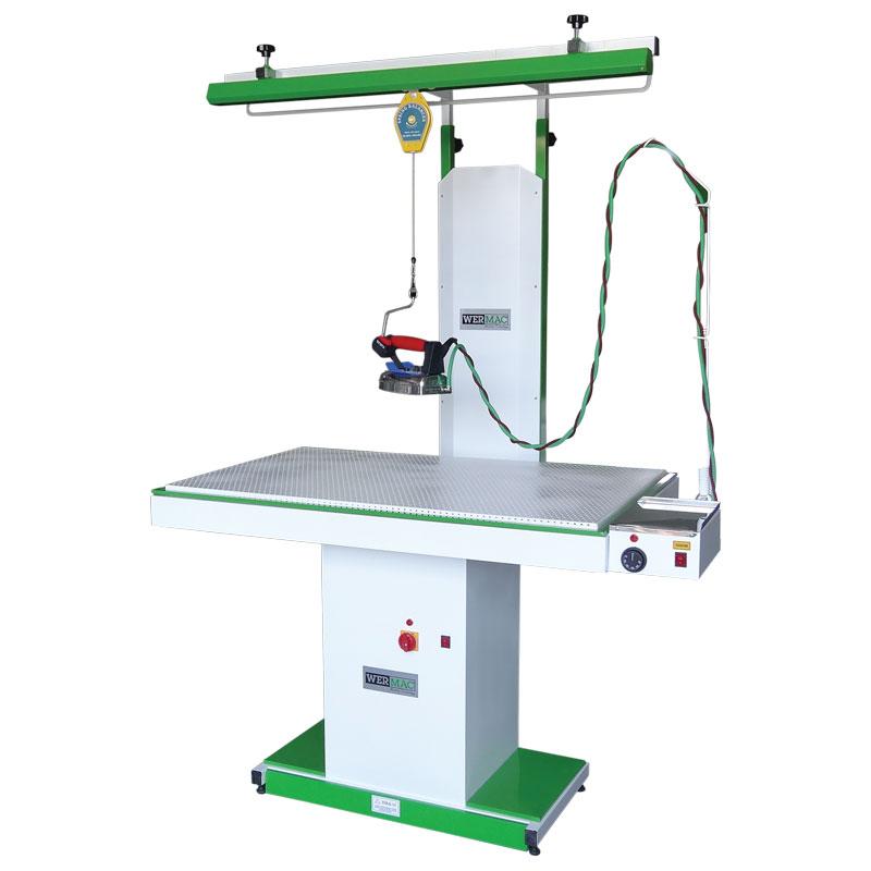 Wide Vacuum Ironing Board Full Option Wermac