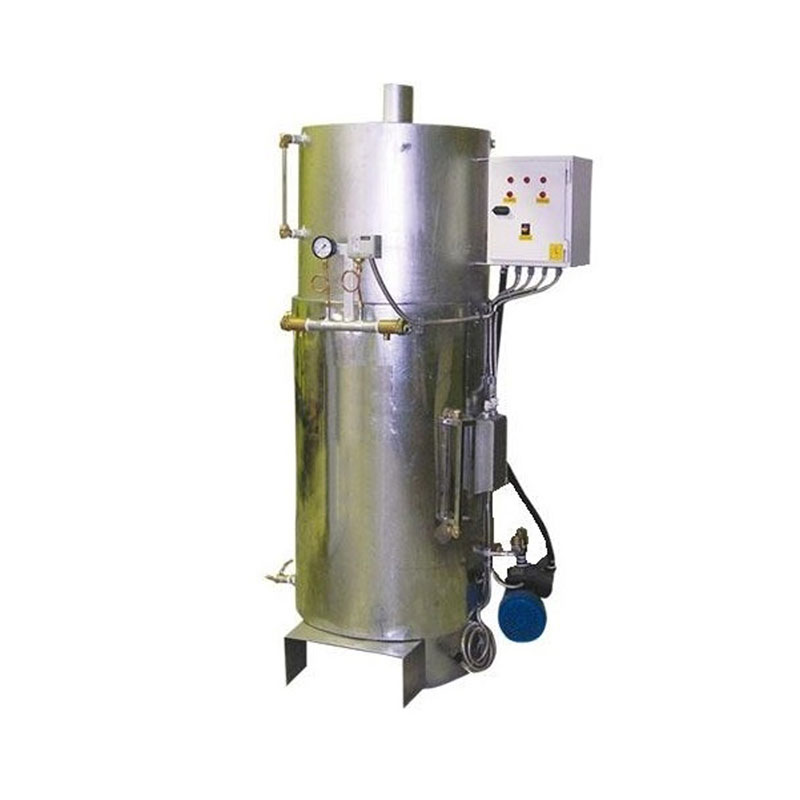 Natural Gas Steam Boiler - Wermac